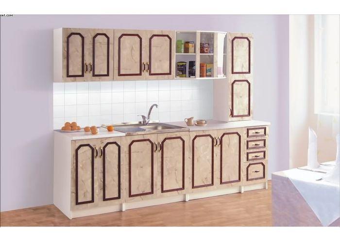 Кухонный гарнитур с пеналом 6